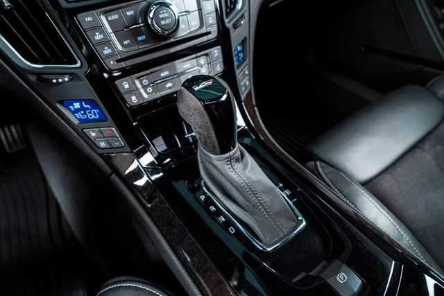 2014 Cadillac CTS-V Wagon in Opulent Blue Metallic in Addison, TX 75001
