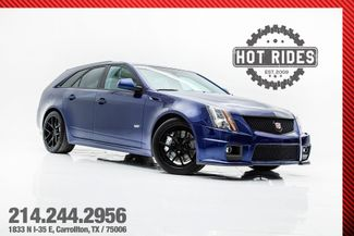 2014 Cadillac CTS-V Wagon OBM 6-Speed in , TX 75006