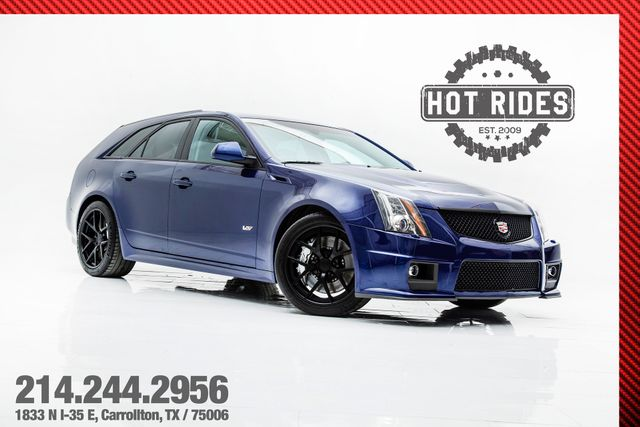 2014 Cadillac CTS-V Wagon OBM 6-Speed