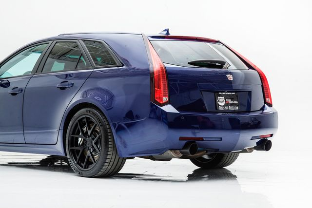 2014 Cadillac CTS-V Wagon OBM 6-Speed in , TX 75006
