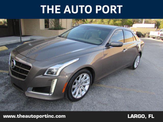 2014 Cadillac CTS W/NAVI Luxury RWD in Largo, Florida 33773