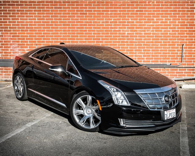 2014 Cadillac ELR Burbank, CA 3