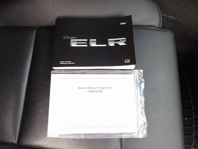 2014 Cadillac ELR Base Madison, NC 37