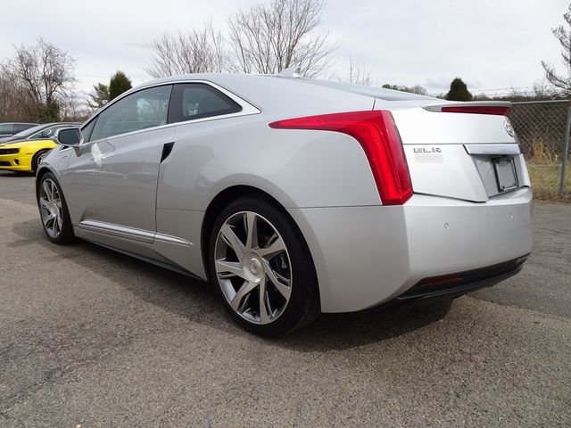 2014 Cadillac ELR Base Madison, NC 3