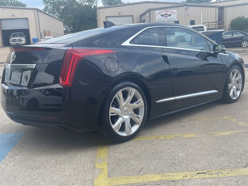 2014 Cadillac ELR BASE/LEATHER/NAV/CLEAN/ELECTRIC/LOW MILES in Rowlett, Texas