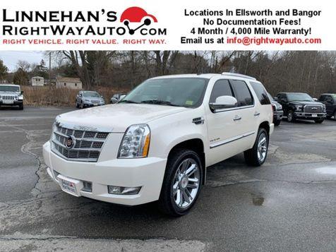 2014 Cadillac Escalade Platinum in Bangor