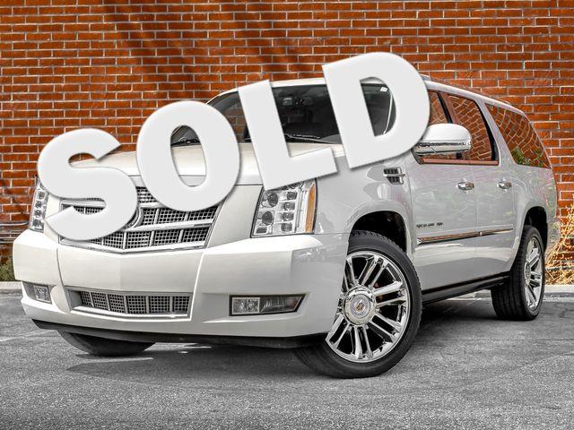 2014 Cadillac Escalade ESV Platinum Burbank, CA