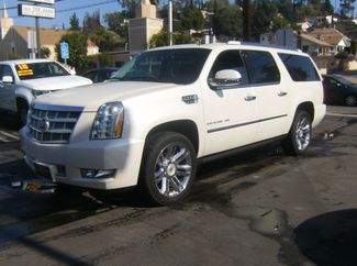 2014 Cadillac Escalade ESV Platinum Los Angeles, CA