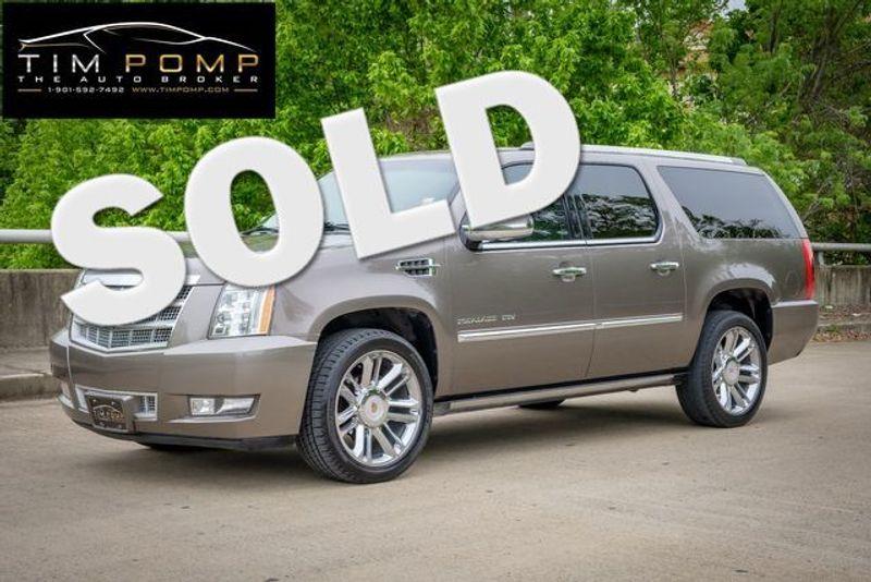 2014 Cadillac Escalade ESV Platinum | Memphis, Tennessee | Tim Pomp - The Auto Broker in Memphis Tennessee
