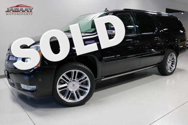 2014 Cadillac Escalade ESV Premium Merrillville, Indiana 0