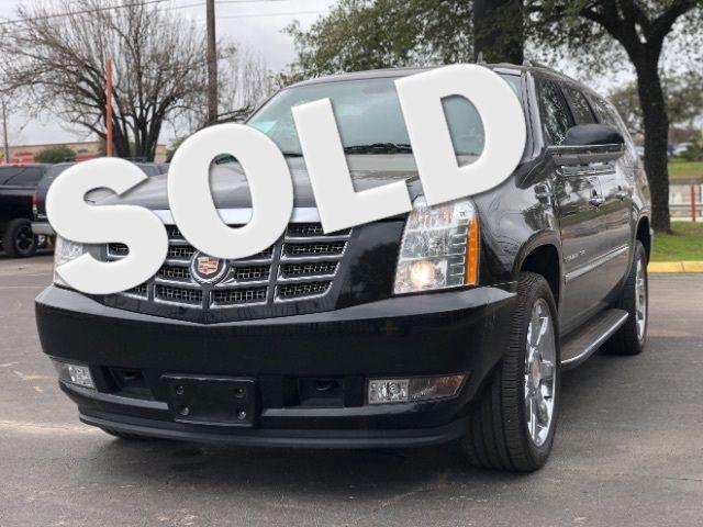 2014 Cadillac Escalade ESV Luxury in San Antonio, TX 78233