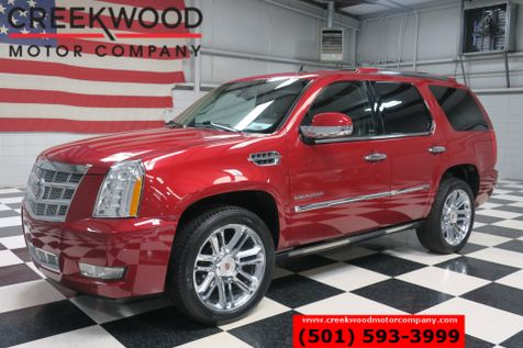 2014 Cadillac Escalade Platinum AWD 4x4 1 Owner Nav Roof TvDvd Chrome 22s in Searcy, AR