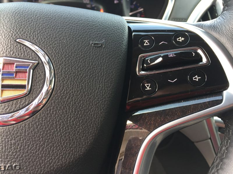 2014 Cadillac SRX Premium Collection  Brownsville TX  English Motors  in Brownsville, TX