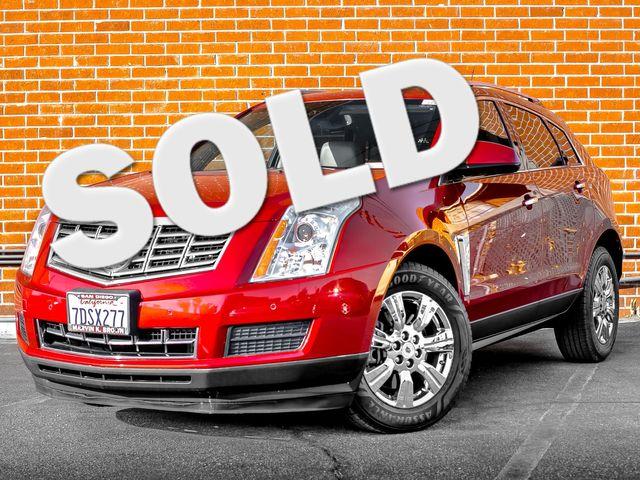 2014 Cadillac SRX Luxury Collection Burbank, CA 0