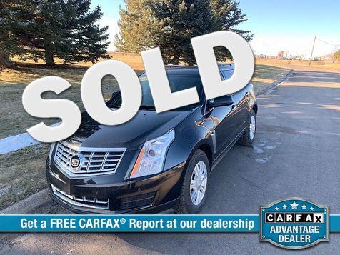 2014 Cadillac SRX 4d SUV AWD Luxury in Great Falls, MT