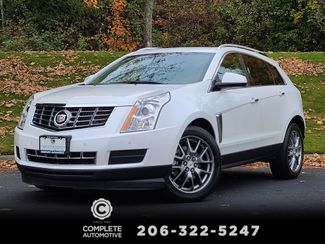 2014 Cadillac SRX All Wheel Drive