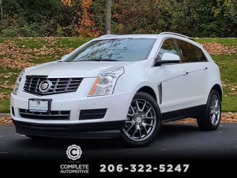 2014 Cadillac SRX All Wheel Drive  Only 15,000 Mile Local 1 Owner Loaded With Options in Seattle