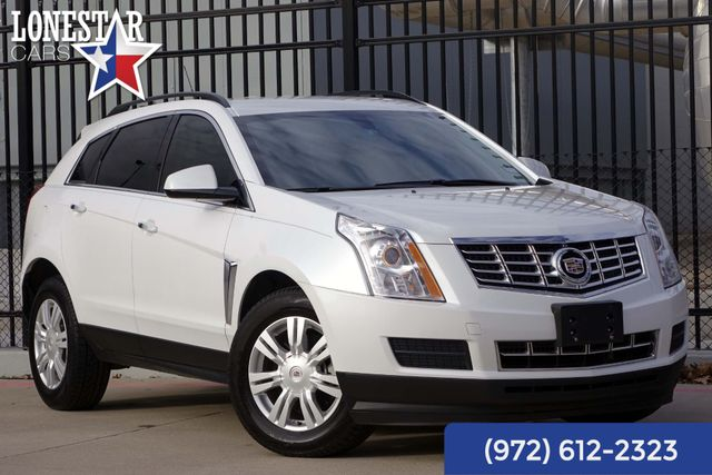 2014 Cadillac SRX One Owner Clean Carfax 15 Service Records