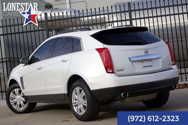 2014 Cadillac SRX One Owner Clean Carfax 15 Service Records in Carrollton, TX 75006
