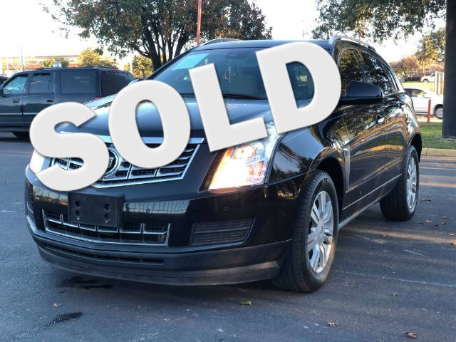 2014 Cadillac SRX Luxury Collection in San Antonio, TX 78233