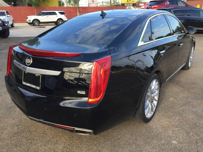 2014 Cadillac XTS Platinum  Brownsville TX  English Motors  in Brownsville, TX