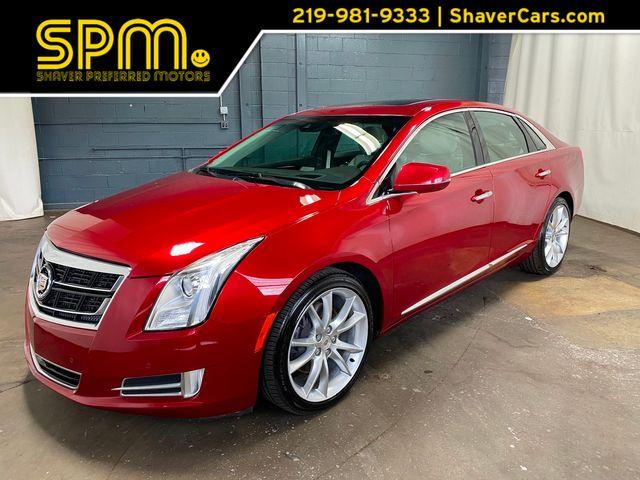 2014 Cadillac XTS Premium V-SPORT