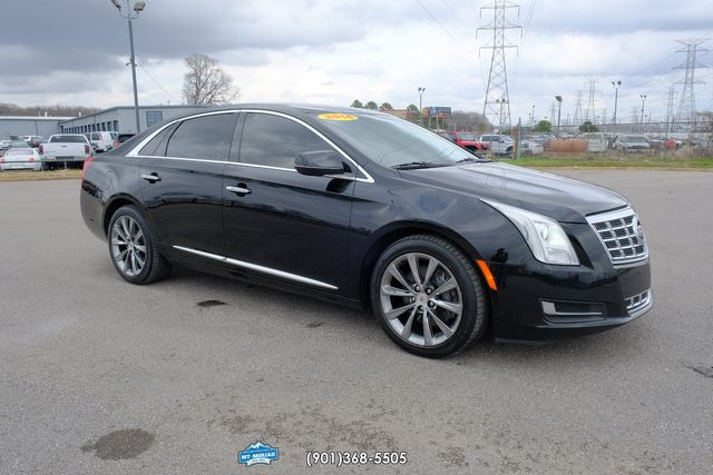 2014 Cadillac XTS Professional Livery Package