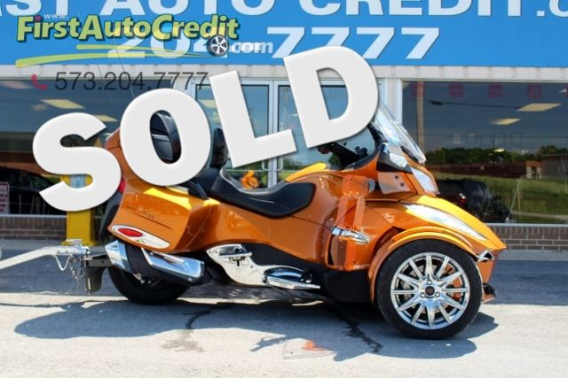 2014 Can-Am™ Spyder RT SE6 Limited