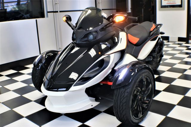 2014 Can-Am Spyder RSS