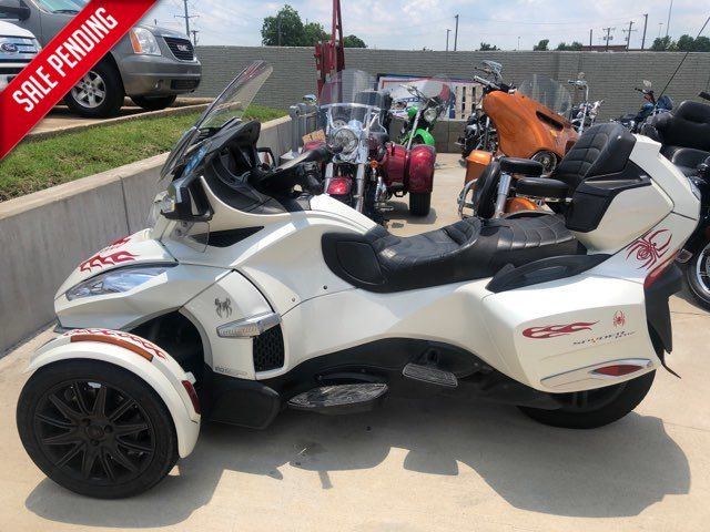 2014 Can-Am Spyder RT-S in McKinney, TX 75070