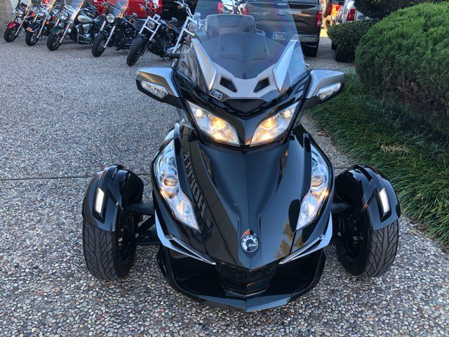 2014 Can-Am Spyder RT-S SM6 in McKinney, TX 75070