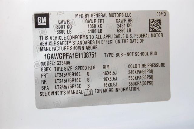 2014 Chevrolet 12 Pass. LS Charlotte, North Carolina 22