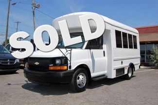 2014 Chevrolet 15 Pass. Act. Bus Charlotte, North Carolina