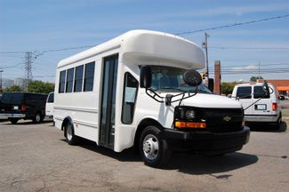 2014 Chevrolet 15 Pass. Act. Bus Charlotte, North Carolina 1