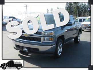 2014 Chevrolet 1500 Silverado LT C/Cab 4WD in Burlington, WA 98233