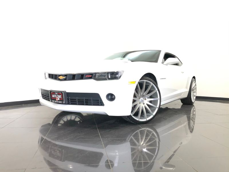 2014 Chevrolet Camaro 1LT *Easy Payment Options* | The Auto Cave in Dallas