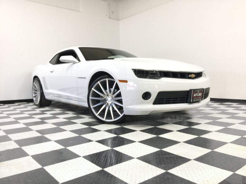 2014 Chevrolet Camaro 1LT *Easy Payment Options* | The Auto Cave in Addison