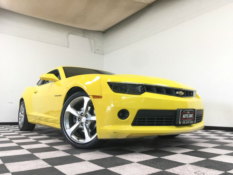 2014 Chevrolet Camaro *Get APPROVED In Minutes!* | The Auto Cave in Addison