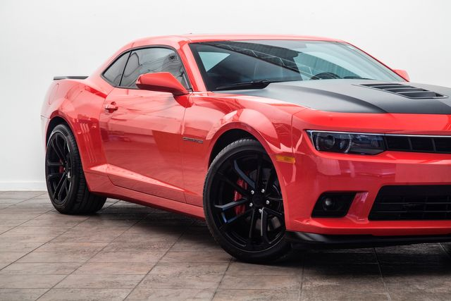 2014 Chevrolet Camaro SS 2SS 1LE Performance Pkg. in Addison, TX 75001