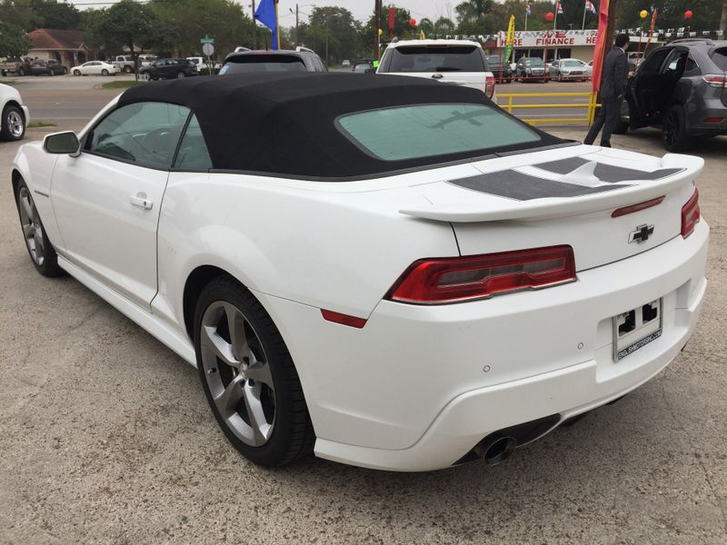 2014 Chevrolet Camaro LT  Brownsville TX  English Motors  in Brownsville, TX