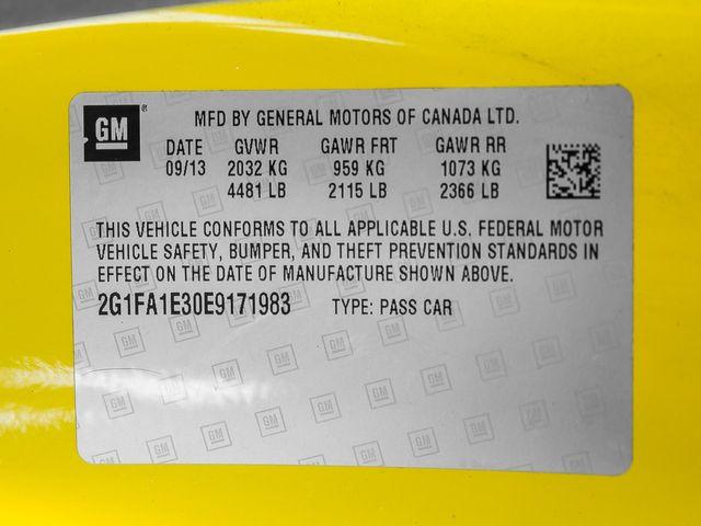 2014 Chevrolet Camaro LS Burbank, CA 26