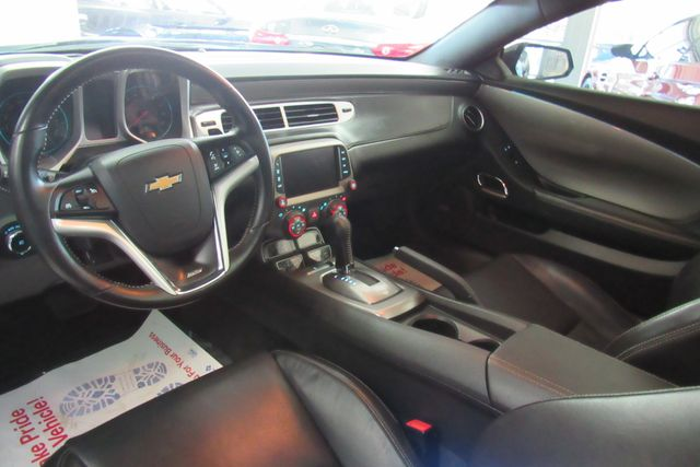2014 Chevrolet Camaro SS W/NAVIGATION SYSTEM / BACK UP CAM Chicago, Illinois 9