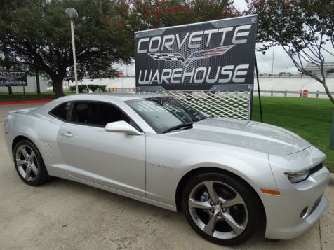 2014 Chevrolet Camaro Coupe RS LT Auto, CD, Alloy Wheels Only 31k Miles! | Dallas, Texas | Corvette Warehouse  in Dallas, Texas