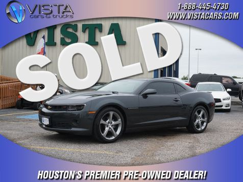 2014 Chevrolet Camaro LT in Houston, Texas