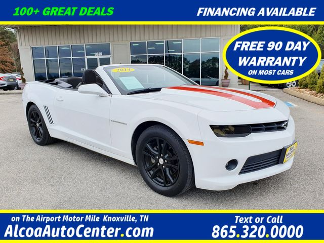 2014 Chevrolet Camaro Convertible LT w/RS Package