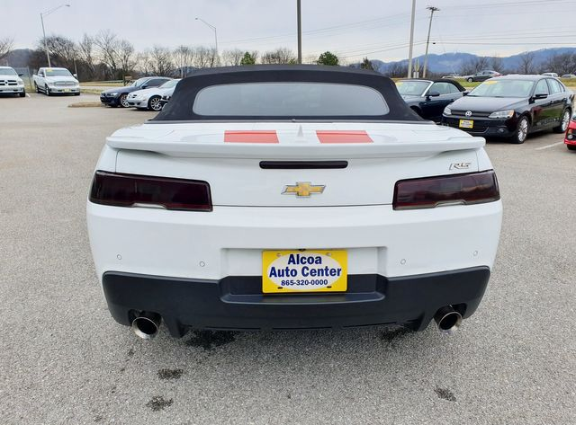 2014 Chevrolet Camaro Convertible LT w/RS Package in Louisville, TN 37777