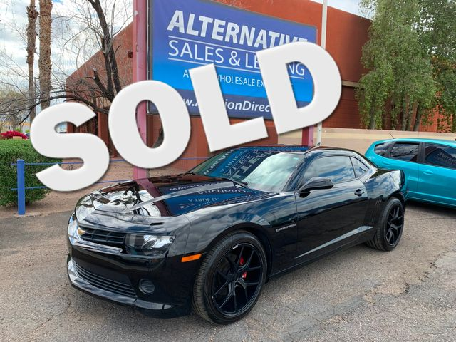 2014 Chevrolet Camaro LS 3 MONTH/3,000 MILE NATIONAL POWERTRAIN WARRANTY Mesa, Arizona 0