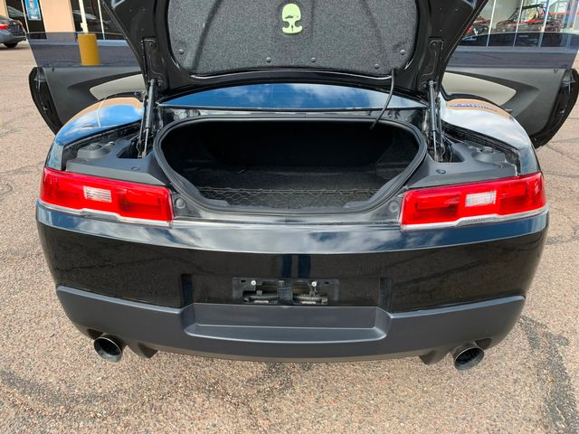 2014 Chevrolet Camaro LS 3 MONTH/3,000 MILE NATIONAL POWERTRAIN WARRANTY Mesa, Arizona 10