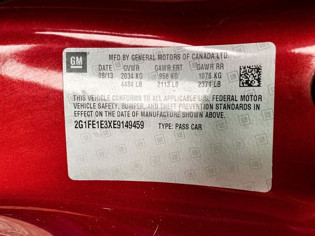 2014 Chevrolet Camaro LS Madison, NC 17