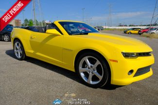 2014 Chevrolet Camaro LT LEATHER/NAV/BACK UP /RS PACKAGE in Memphis, Tennessee 38115